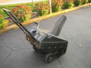 MURRAY 5 HP/21'' SNOW BLOWER FOR SALE
