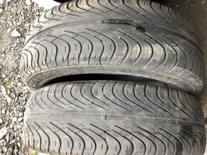 2x pneus d'été 185/65R15 88t General Altimax RT