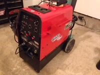 Precision TIG® 225 TIG Welder Ready-Pak w/Cart