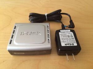 D-Link Print Server DP-301U