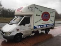 Mercedes-Benz Sprinter (2003) LUTON