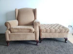 Moving Sale - Sofa, Love Seat, Dining Table, Computer Chair