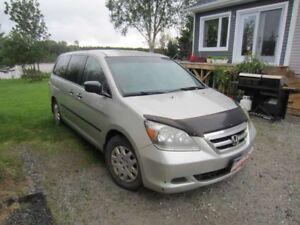 2005 Honda Odyssey LX Grise