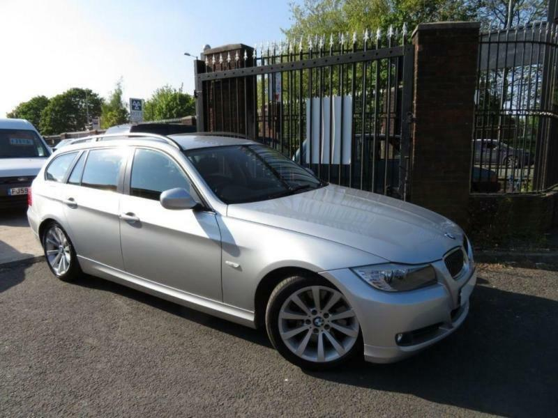 2009 BMW 3 Series 3.0 330D AC TOURING 5d AUTO 242 BHP LOW MILES