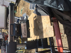 "Radial arm saw 10""  150$"