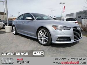2016 Audi A6 3.0T Technik quattro 8sp Tiptronic   - Certified -