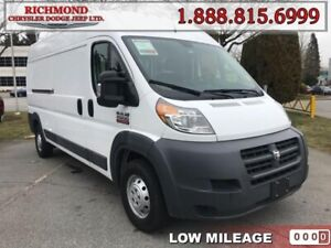 2014 Ram ProMaster 159 WB High Roof Cargo  *Custom $10,000 racki