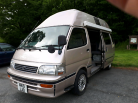 Used Toyota HIACE Campervans and Motorhomes for Sale | Gumtree
