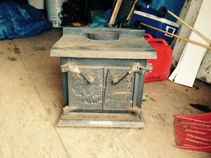 CSA approved Wood Stove