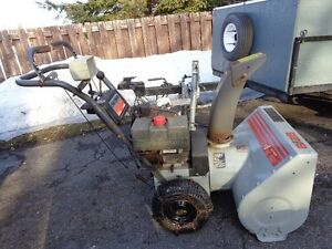 SNOWBLOWER,(OR  WILL TAKE A TRADE SAME VALUE)