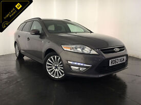 2013 63 FORD MONDEO ZETEC BUS EDN TDCI 1 OWNER SERVICE HISTORY FINANCE PX