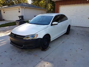 2014 Volkswagen Jetta 2.0 Manual Only 40754K Trade For SXS Quad?