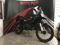 2016 66 WK BIKES TRIAL 397CC TRAIL 400