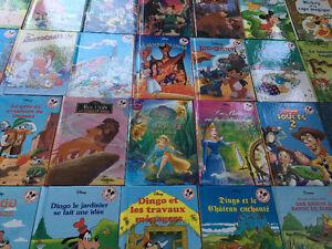Livres « club du livre Mickey » Disney PARFAIT ÉTAT
