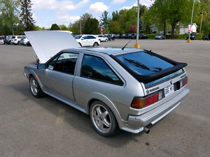 Volkswagen Scirocco 1986