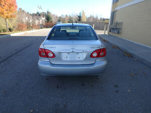 2006 Toyota Corolla CLEAN - NO ACCIDENT - ALLOYS - CERTIFIED Kitchener / Waterloo Kitchener Area image 7