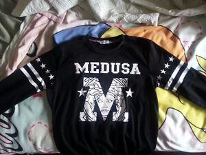 brand new men's medusa sweater