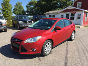 """""""JUST SOLD"""" 2012 Ford Focus SE"""