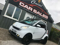 SMART FORTWO 1.0 ( 84bhp ) SEMI-AUTO PASSION STUNNER HEADTURNER FINANCE PX??