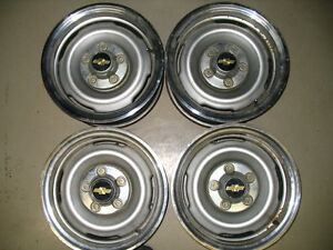 6 Chevrolet Pickup Steel Rims