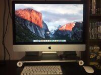 "Apple iMac 27"" Desktop (Late, 2013) i7 3.5ghz 8gb GTX 780m Applecare Until 2017"