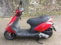 2006 Piaggio Zip 100cc scooter learner legal 100 cc