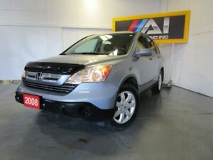 2008 Honda CR-V 4WD 5dr EX-L LEATHER ROOF AWD NORTH YORK