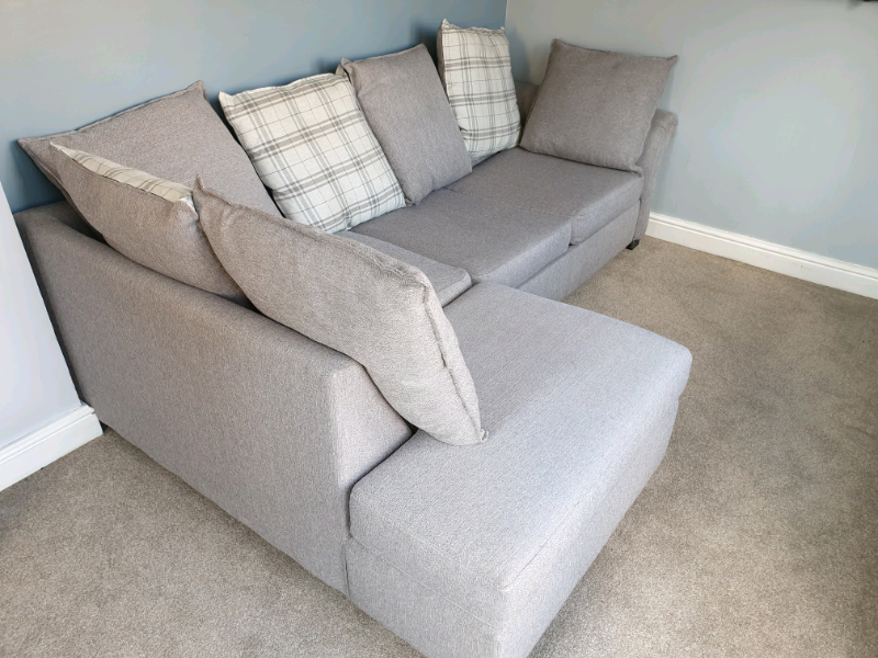 best service f7253 02f52 DFS L-shape Sofa bed for sale | in Chippenham, Wiltshire | Gumtree