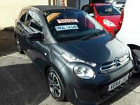 2014 Citroen C1 1.2 PureTech Flair 3dr HATCHBACK Petrol Manual