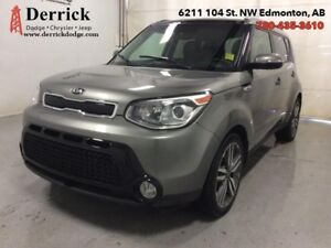 2016 Kia Soul   Used SX Luxury Panoramic Sunroof Nav $123.44 B/W