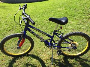 Vélo  20pouces pour enfant