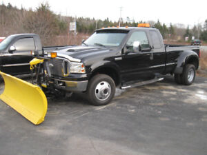 Turbo Diesel F350 SD Lariat. Plow. Fifth Wheel. TRADES