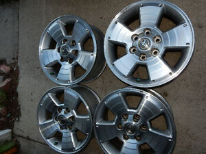 Brand: 17 inch Toyota TACOMA Alloy rims with TPMS