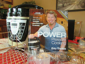 Power Pressure Cooker XL 8 quart by Eric Theiss London Ontario image 2
