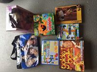 Selection of kids toys/games