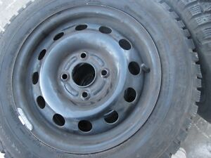 4 Champiro Winter Tires 185x65xR14