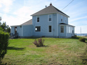 House On Ocean Front New Edinburgh,Digby Co.NS