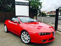 2008 Alfa Romeo Spider 2.2JTS Limited Edition (LEATHER SEATS,GOOD SPEC)
