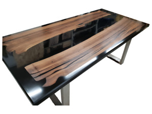 Epoxy River Dining Coffee Table