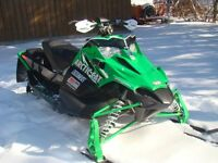 Arctic Cat Sno Pro 600 Cross Country Converted