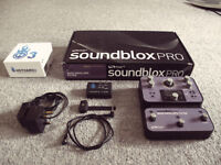 Source Audio Hot Hand 3 et Soundblox Bass Envelope Filter PRO