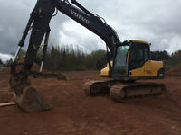 2011 Volvo EC140CL Excavator for sale
