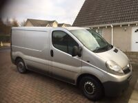 Man & Van - available for collections & deliveries in Dundee & the surrounding areas