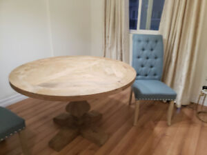 Dining Table - Wood