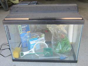 20-Gal Aquarium Kit for Sale ($100)