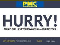 2017 VOLKSWAGEN AMAROK 3.0 DC V6 TDI HIGHLINE 4MOTION 1D AUTO 222 BHP DIESEL