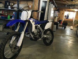 2013 YZ250F MINT CONDITION MUST SEE!