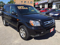 2008 Honda Pilot EXL 4WD TOURING SUV...8 SEATS...MINT COND. City of Toronto Toronto (GTA) Preview