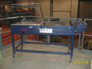 Sealing Machine L Bar.