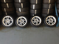 VW RIMS AND TIRES @ Auto Trax City of Toronto Toronto (GTA) Preview